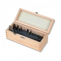Sada 14 fréz LEIGH v dřevěné krabičce (5116-8)