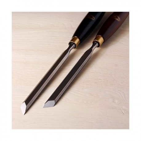 Šikmá dláta 13mm (levé a pravé) Crown