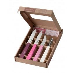Set kuchyňských nožů OPINEL Essentials Primarosa