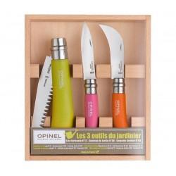 Zahradnický set zavíracích nožů OPINEL