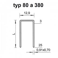 Spony BeA typ 80/16 (24 000ks)