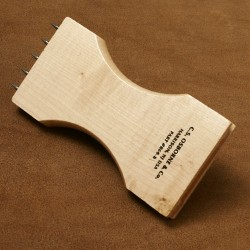 Popruhový napínák s drážkou na konci OSBORNE 869B