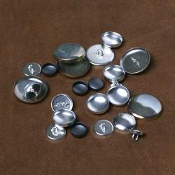 Knoflíky vel. 60 - horní díl (720ks) OSBORNE wshrr60-5 černé