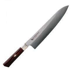 TZ2-4007DH SUPREME HAMMERED Nůž šéfkuchařský Gyuto 24cm MCUSTA ZANMAI 1