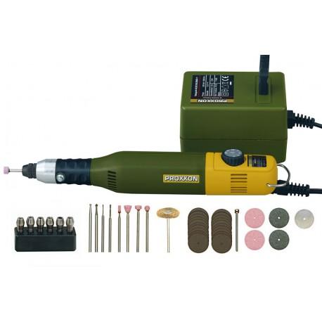 Modelářská sada Proxxon MICROMOT 50/E se zdrojem a sady nástrojů