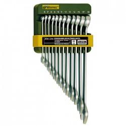Sada 12 očko-plochých klíčů Proxxon Slim-Line