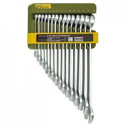 Sada 15 očko-plochých klíčů Proxxon Slim-Line