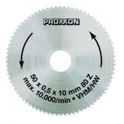 Tvrdokovový pilový kotouč HM pro Proxxon KS 230