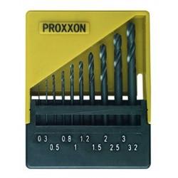 HSS Sada vrtáků Proxxon DIN 338, 10ks