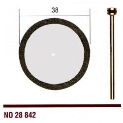 Diamantový dělicí kotouč Proxxon plný 38 mm 1ks