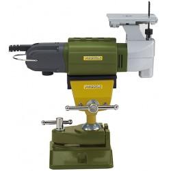28410 Držák přístrojů Proxxon s hliníkovou hlavou