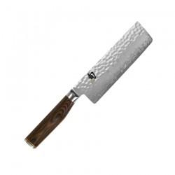 TDM-1742 SHUN TIM MÄLZER Nakiri nůž na zeleninu 14cm KAI