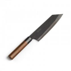 7316K Bunka nůž 19 cm KYUSAKICHI Black ZDP189