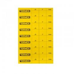 PL-01 Nalepovací štítky TORMEK